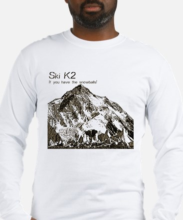 K2-Ski Long Sleeve T-Shirt