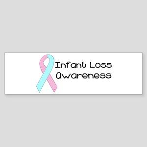 Infant Loss Awareness Sticker (Bumper)