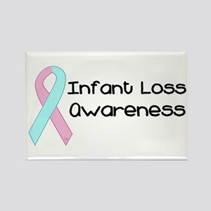 Infant Loss Awareness Rectangle Magnet