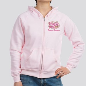 Tennis Partner Women's Zip Hoodie
