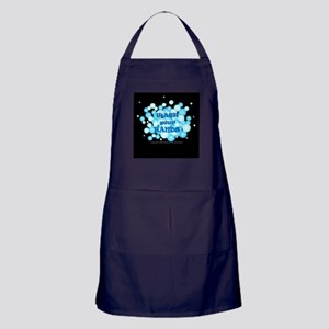 Infection Prevention and Control Apron (dark)
