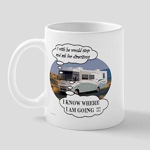 Ask For Directions !! Mug
