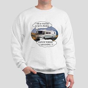 Ask For Directions !! Sweatshirt
