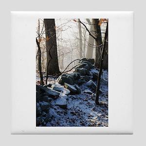 Gil Warzecha - digital Tile Coaster