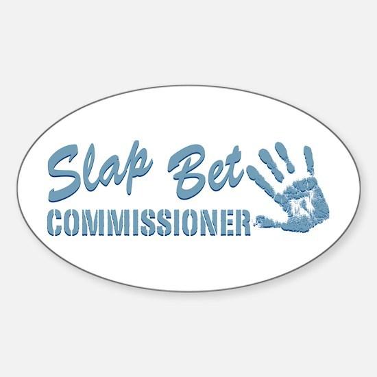 Slap Sticker (Oval)