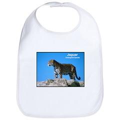 Jaguar Wild Cat Photo Bib