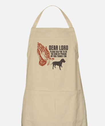 American Staffordshire Terrie Apron