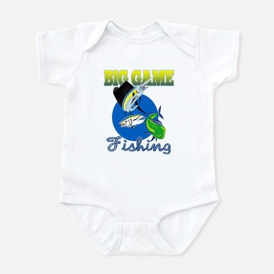 Sailfish Infant Bodysuit