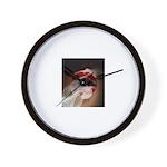 lush lips Wall Clock