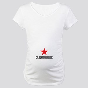 California Republic Maternity T-Shirt