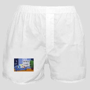 Lazy v Relapse Boxer Shorts