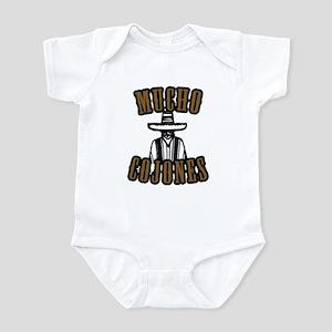 Mucho Cojones Infant Bodysuit