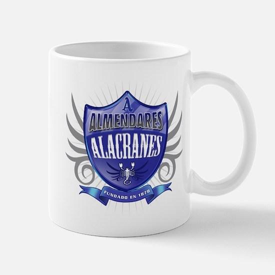Almendares Alacranes Shield Mug