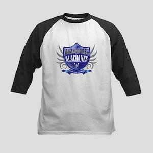 Almendares Alacranes Shield Kids Baseball Jersey