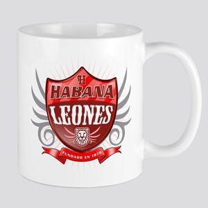 Habana Leones Shield Mug