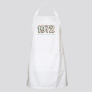 1972 The birth of Perfection Apron
