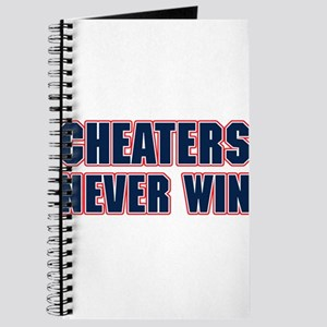 Cheaters Never Win Journal