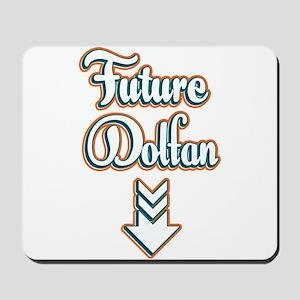 Future Dolfan Mousepad