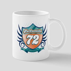 Perfectville 72 shield Mug