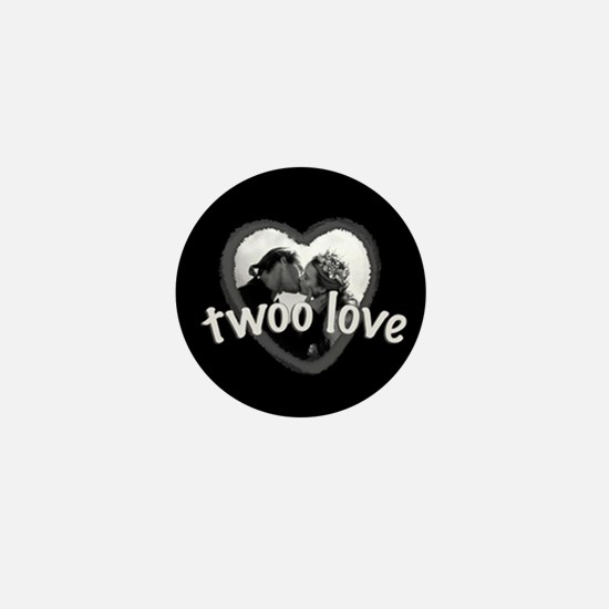 Twoo Love Princess Bride Mini Button