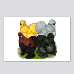 Silkie Assortment Postcards (Package of 8)