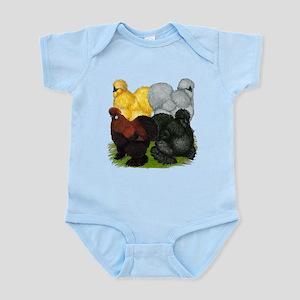 Silkie Assortment Infant Bodysuit