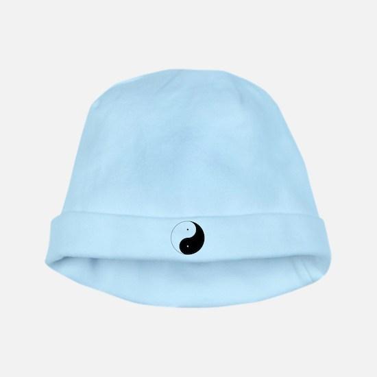 Daoism Yin & Yang baby hat