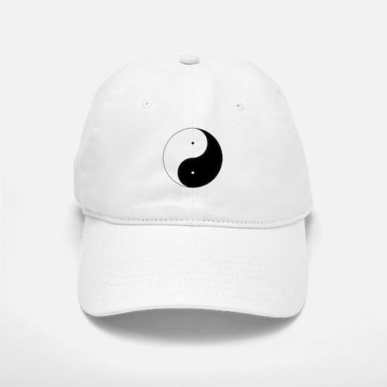 Daoism Yin & Yang Baseball Baseball Cap