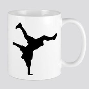 Breakdancing Mug