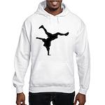 Breakdancing Hooded Sweatshirt