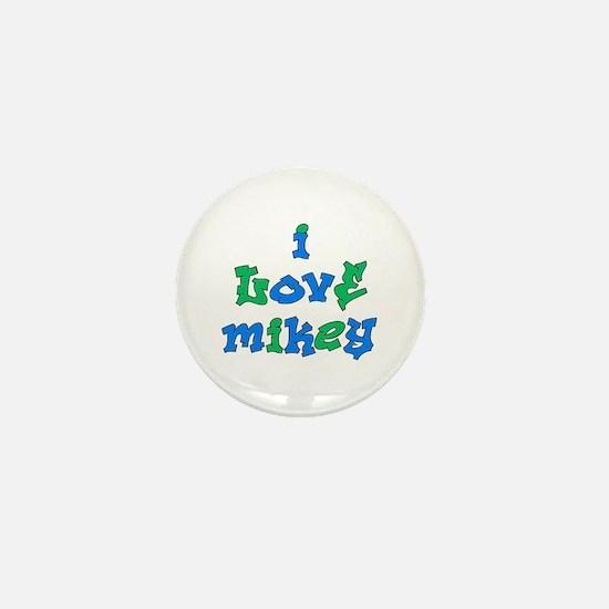 Cute Mikey Mini Button