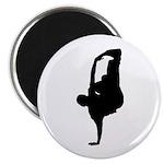 Breakdancing Magnet