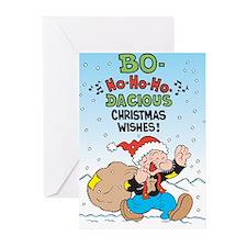 Bo-ho-ho! Greeting Cards (Pk of 20)