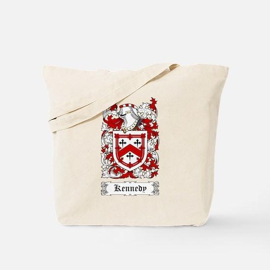 Kennedy Tote Bag