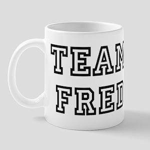 Team Fred Mug
