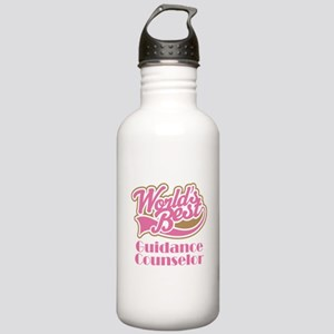 Guidance Counselor Stainless Water Bottle 1.0L