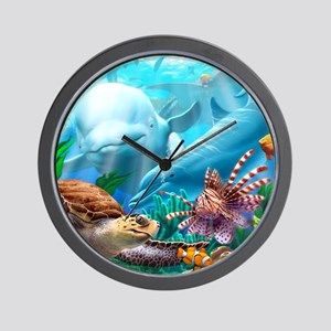 Seavilions Wall Clock