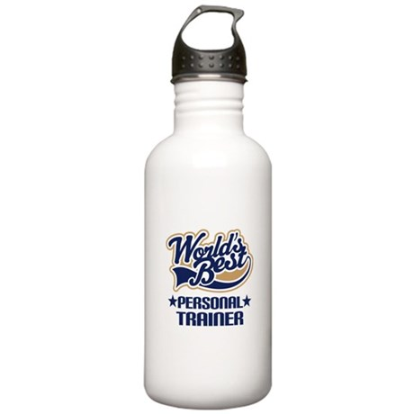 Personal Trainer Stainless Water Bottle 1.0L