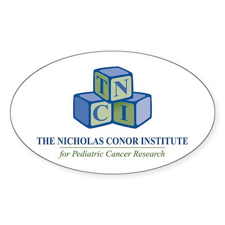 TNCI Sticker (Oval 50 pk)