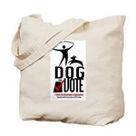 Dog the Vote: No Chains Tote Bag