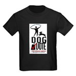 Dog the Vote: No Chains Kids Dark T-Shirt