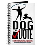 Dog the Vote: No Chains Journal