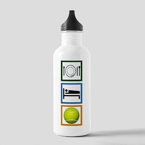 Eat Sleep Tennis Stainless Water Bottle 1.0L
