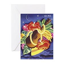 Frank Macintosh Aloha Greeting Cards (Pk of 10