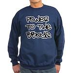 Power to the BBoys Sweatshirt (dark)