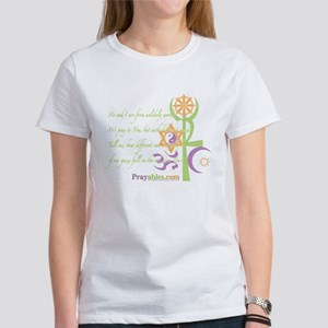 Multi-Faith: Women's T-Shirt