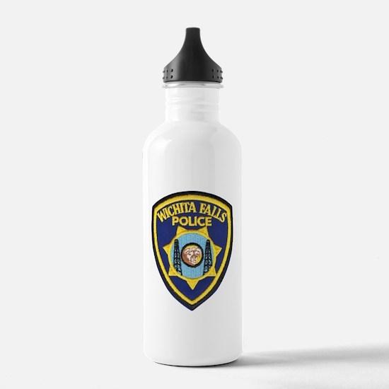 Wichita Falls Police Water Bottle