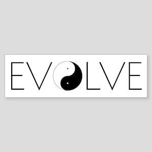 Evolve Balance Sticker (Bumper)