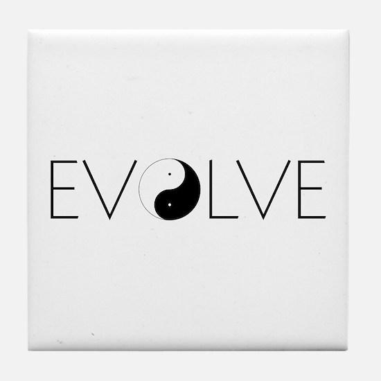 Evolve Balance Tile Coaster