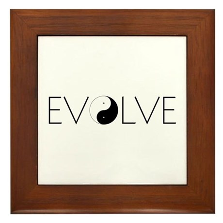 Evolve Balance Framed Tile